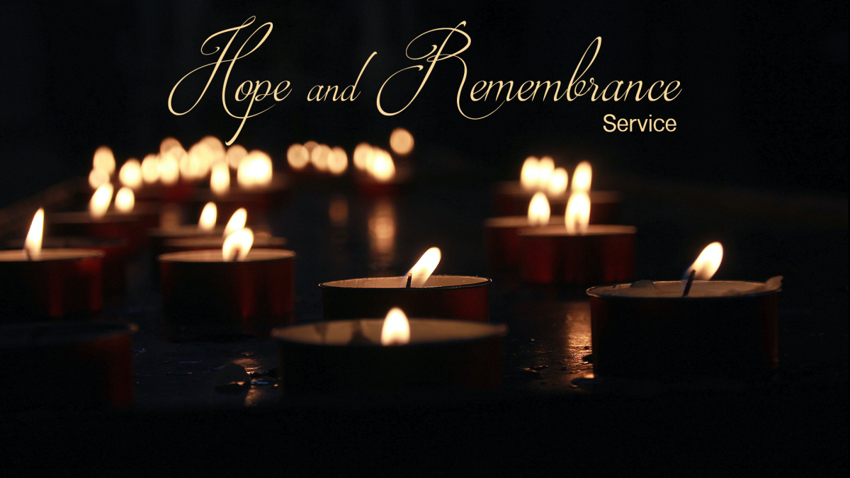 Service of Hope and Remembrance