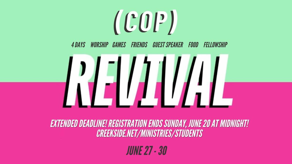 (COP) Revival